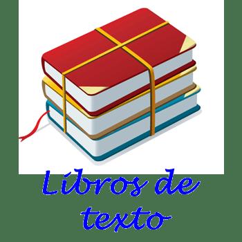 Libros de texto curso 2018/19