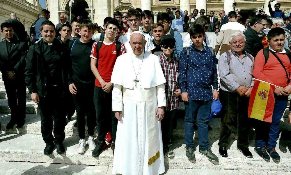 El Seminario con el Papa Francisco